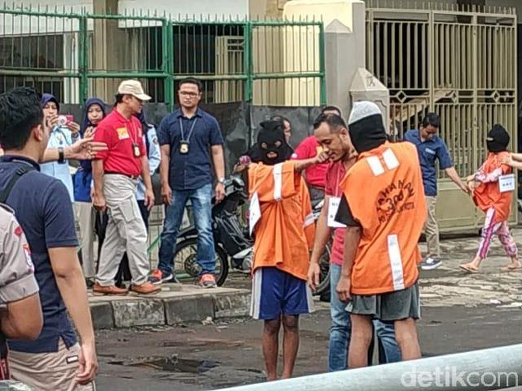 Kasus Pembunuhan Pria di Malang Direkonstruksi, 52 Adegan Diperankan