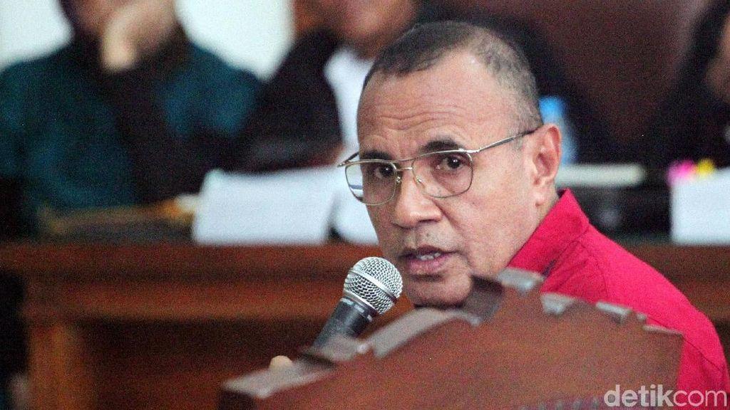 Ruben Bersaksi di Sidang Kasus Hoax Ratna Sarumpaet