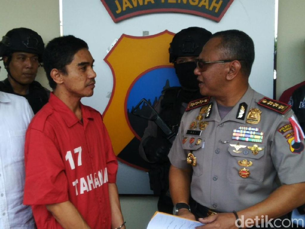 Polisi Gerebek Apartemen di Semarang, Sabu Senilai Rp 11 M Disita