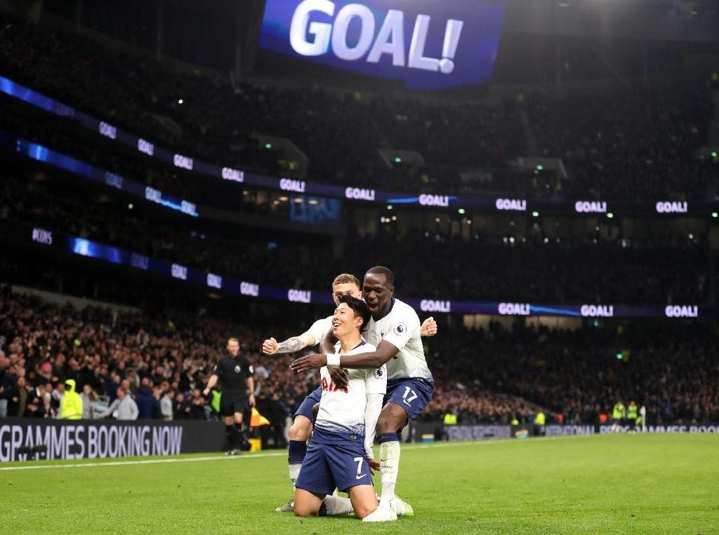 Stadion Baru Memberi Perbedaan untuk Tottenham
