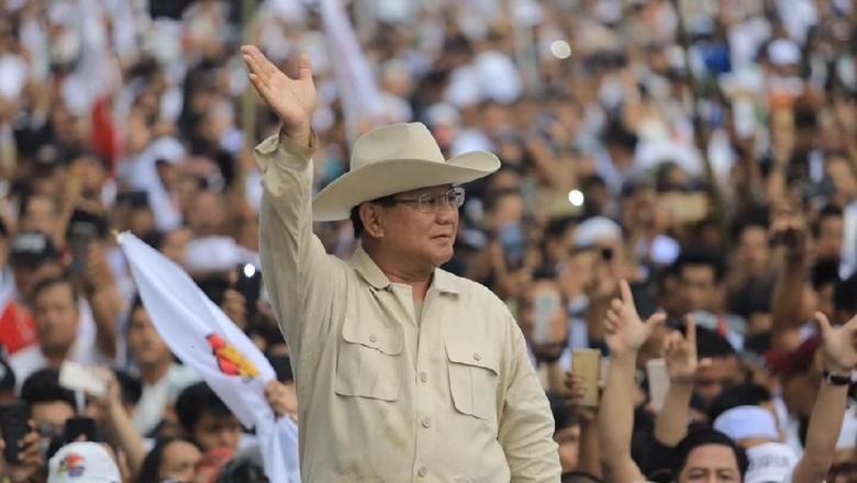 Kutip Pengamat Asing, Prabowo Sebut Jokowi Bergaya Otoriter Orde Baru