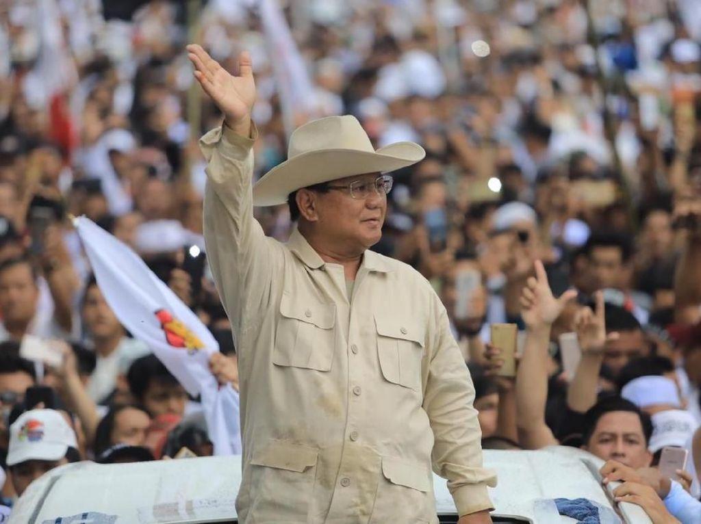 Tak Puas dengan 5%, Prabowo Mau Ekonomi RI Tumbuh Double Digit