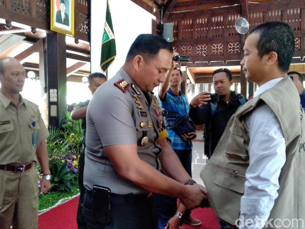 Antisipasi Serangan Fajar di Malang, Satgas Anti Money Politic Diterjunkan