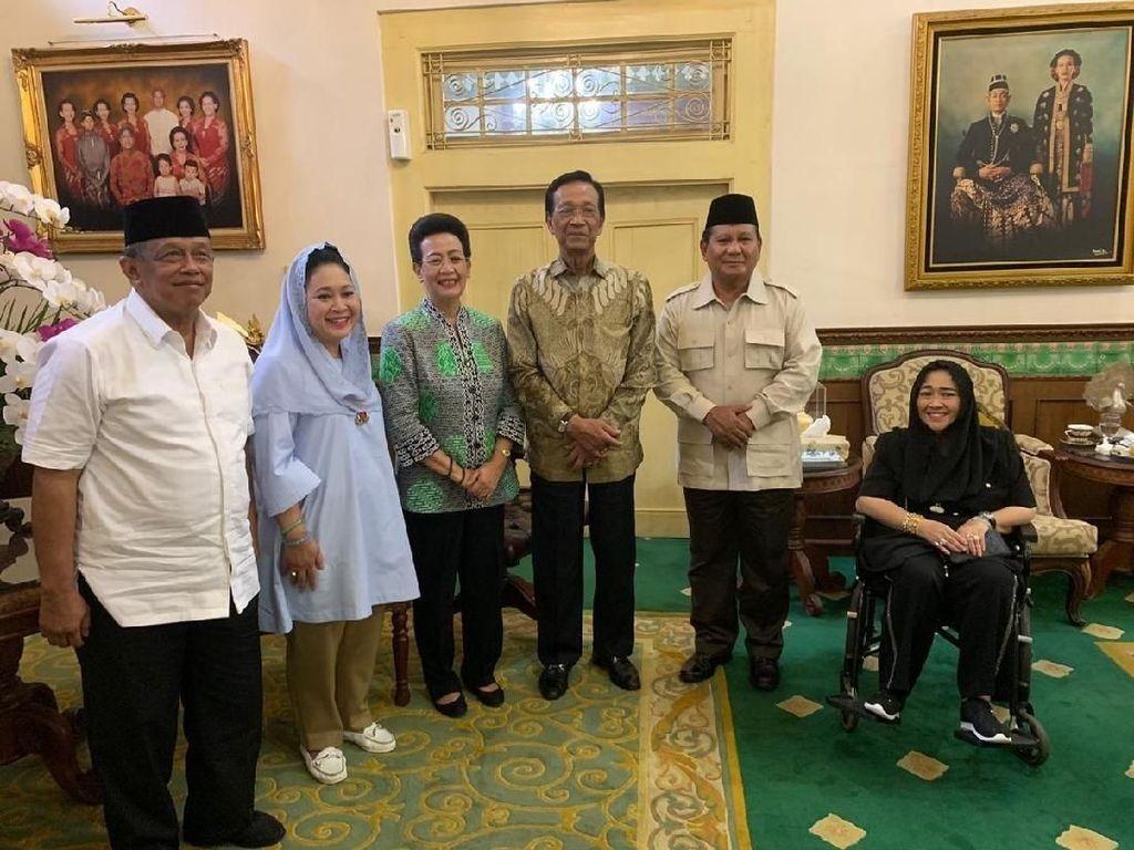 Titiek Soeharto Sebut Prabowo Siap Jaga NKRI dan Pancasila
