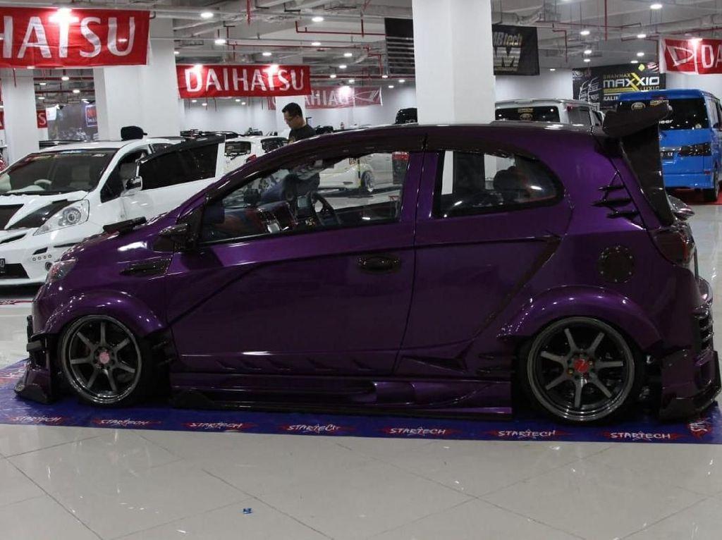 Toyota Agya Dirombak Total, Habis Rp 300 Juta!