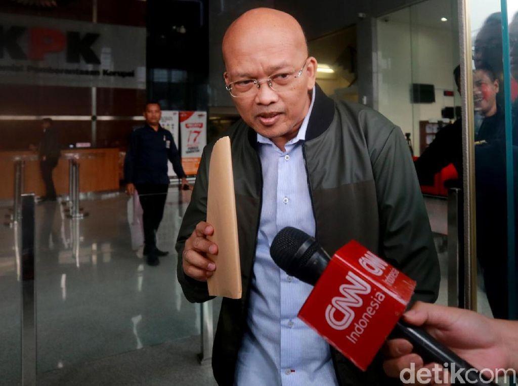 Bos PT Humpuss Diperiksa KPK Soal Dugaan Suap Distribusi Pupuk