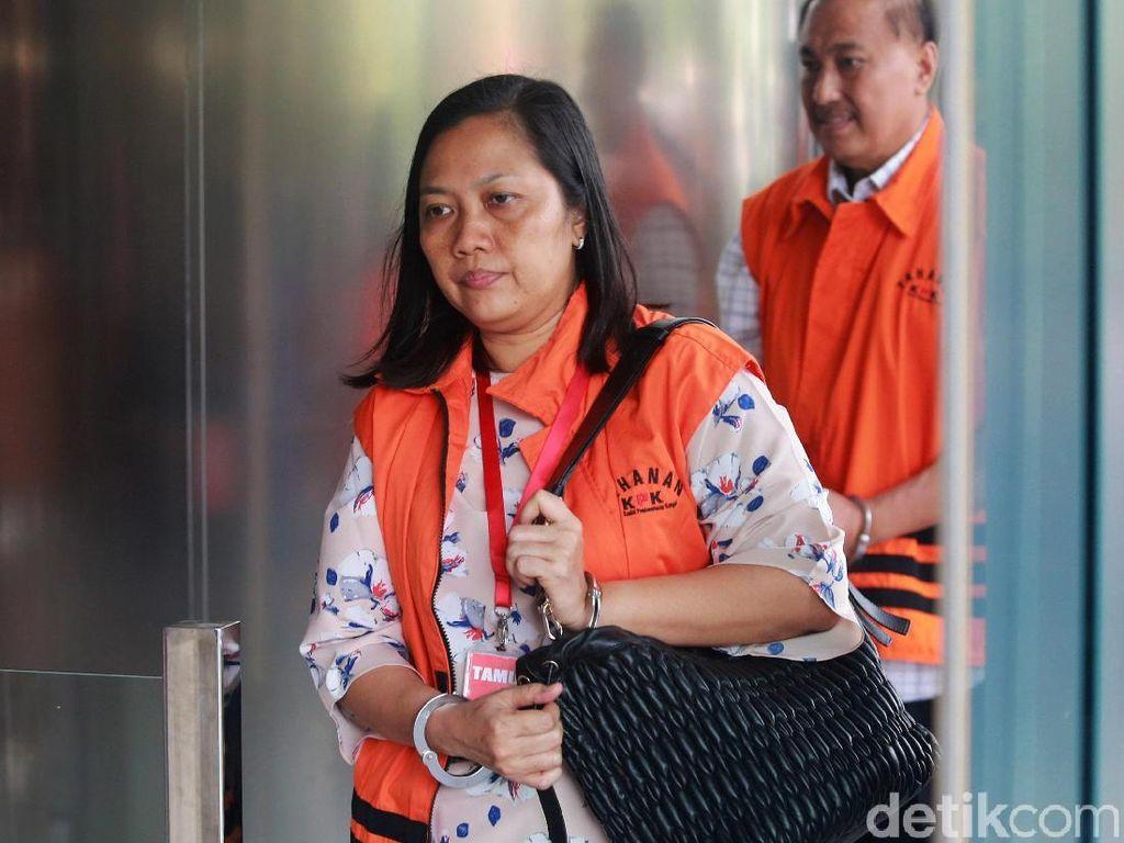 Indung, Orang Kepercayaan Bowo Sidik Pangarso Dicecar KPK