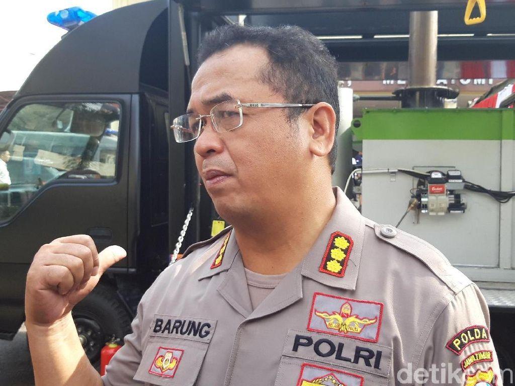 Polisi Bantah Larang Plat L dan W Masuk Malang Jelang Persebaya Vs Arema