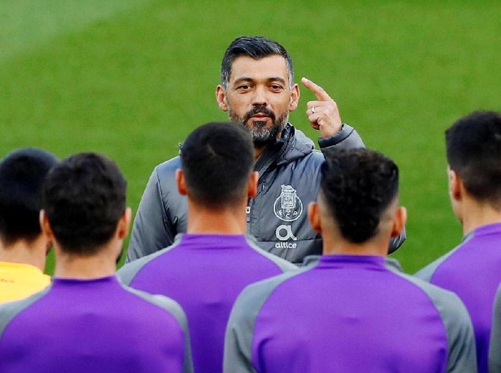 Pelatih Porto: Menang di Anfield? Mengapa Tidak