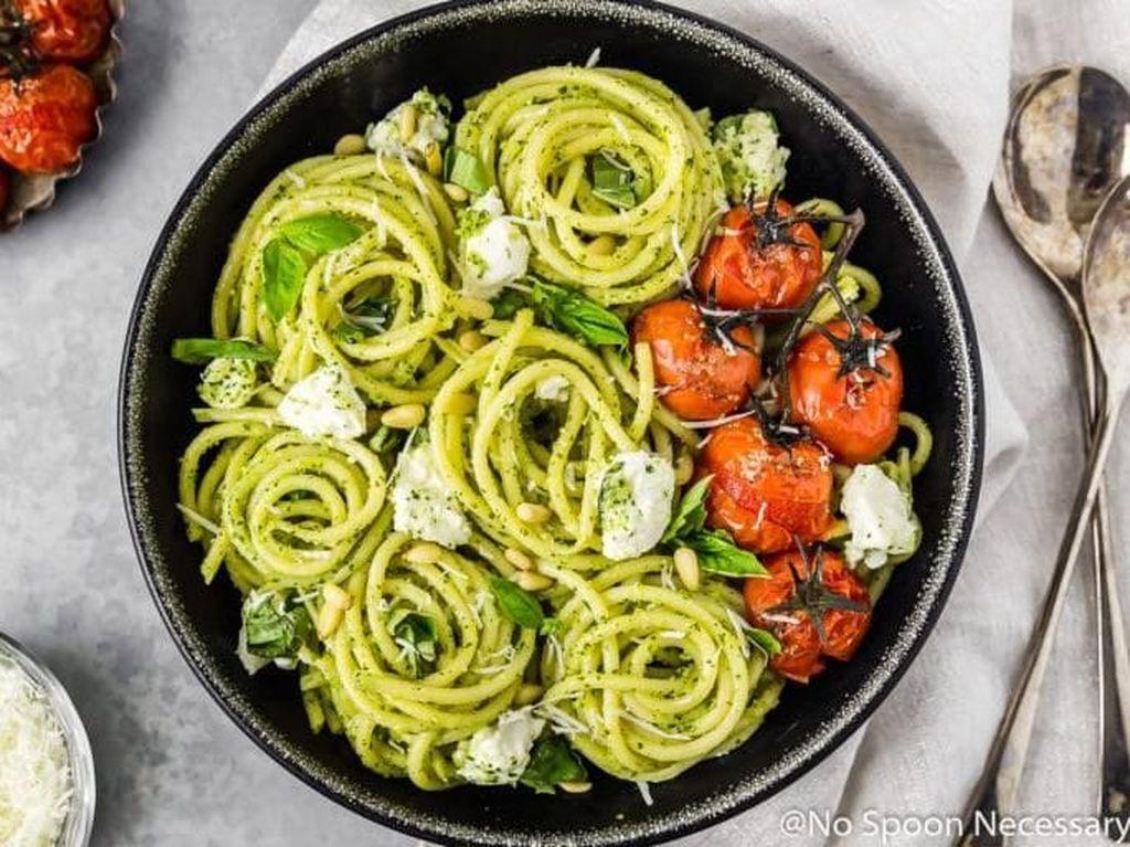 Mamma Mia! Makan Siang dengan Pasta Pesto Enak di 5 Resto Ini