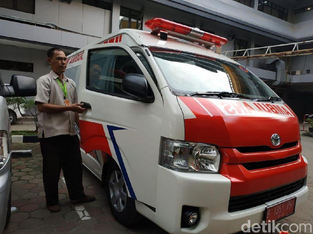Bawa Jenazah atau Pasien Sakit, Ambulans Ada Kecepatan Maksimalnya
