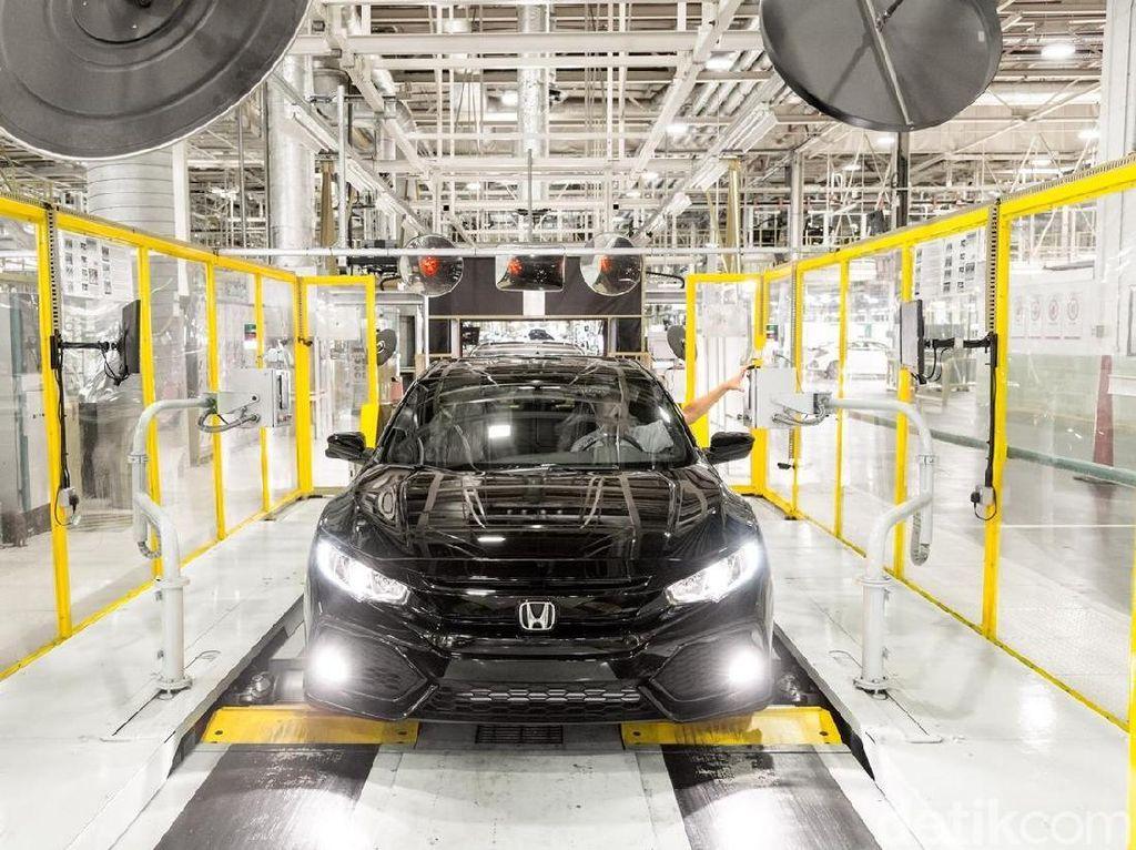 Honda Juga Tutup Pabrik di Turki