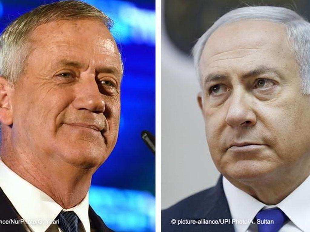 Pemilu Israel, Pertarungan Antara Mantan Jenderal Melawan Petahana