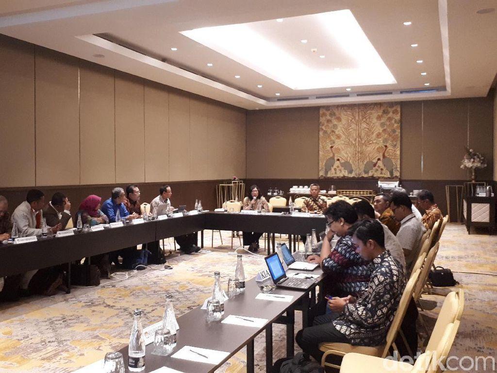Jelang Debat Pilpres Kelima, KPU Gelar FGD dengan Panelis-Moderator
