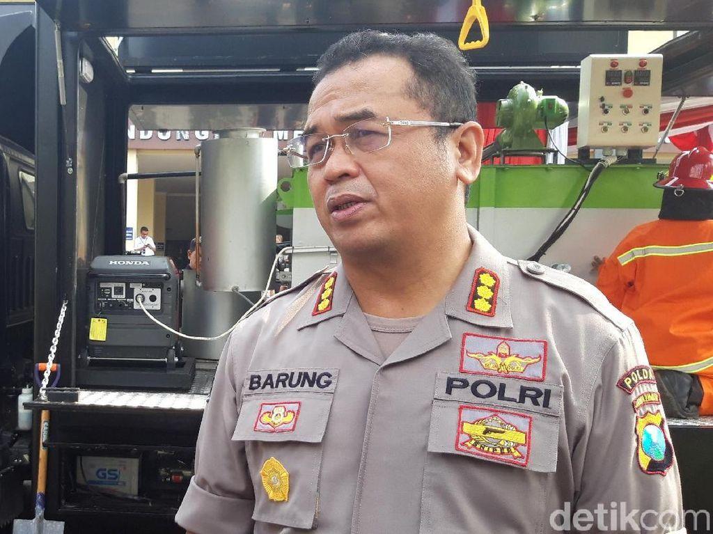 Jatim Siaga 1, 8.000 Personel Polisi Disiagakan