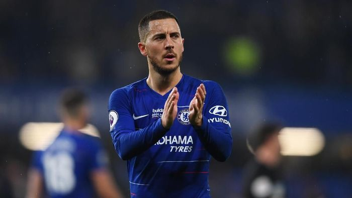 Eden Hazard juga disebut layak merebut gelar PFA Player of The Year Liga Inggris 2019. (Foto: Mike Hewitt/Getty Images)