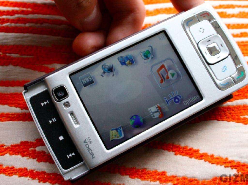 Nokia N95, Flagship Symbian yang Tak Terkalahkan