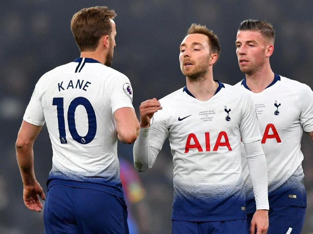 Tekad Tottenham Menghapus Ejekan Spursy