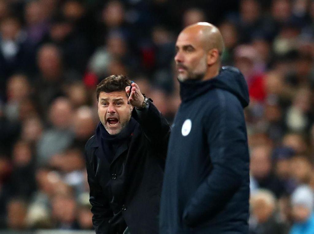 Pochettino: Kalau Ada Klub Bisa Quadruple, Itu Manchester City