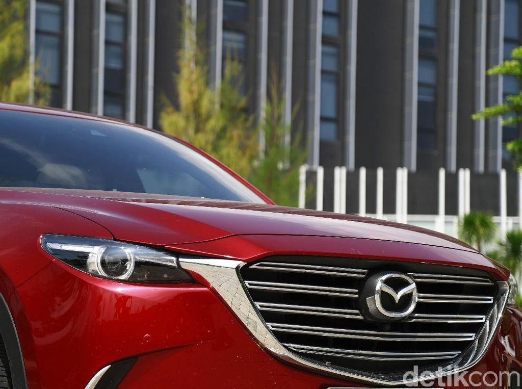 Mazda Kawinkan Mesin Diesel dengan Hybrid