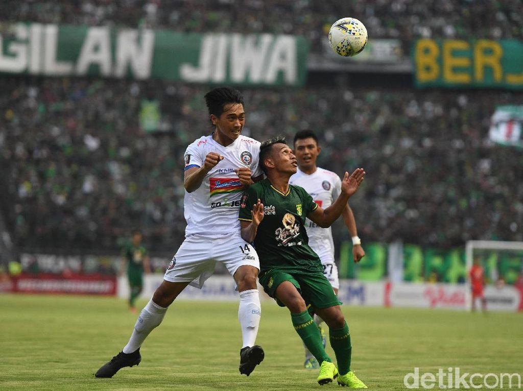 Preview Arema FC Vs Persebaya: Waspada Blunder!