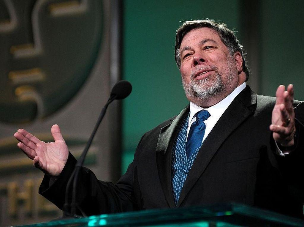 Ngaku Bawa Virus Corona ke AS, Ini Penjelasan Steve Wozniak