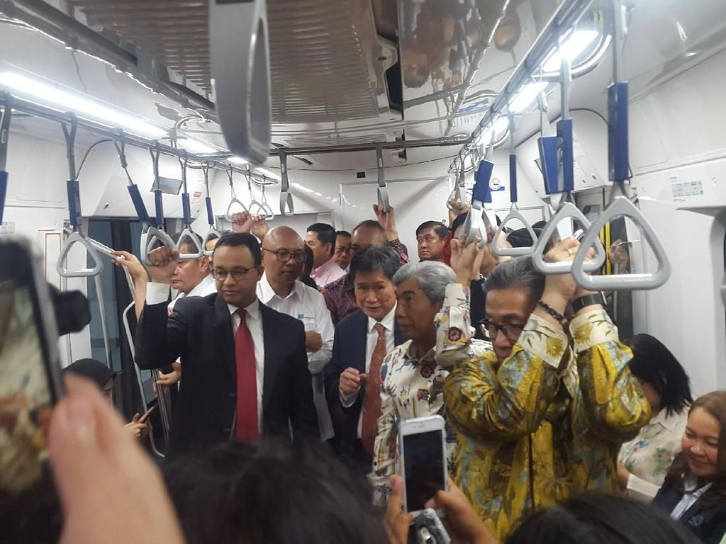 Stasiun MRT ASEAN Bukti Jakarta Unjuk Gigi di ASIA