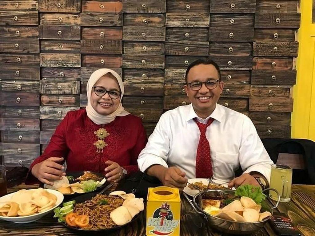 Romantis! 5 Politisi Ini Sering Makan Bareng Istri Tercinta