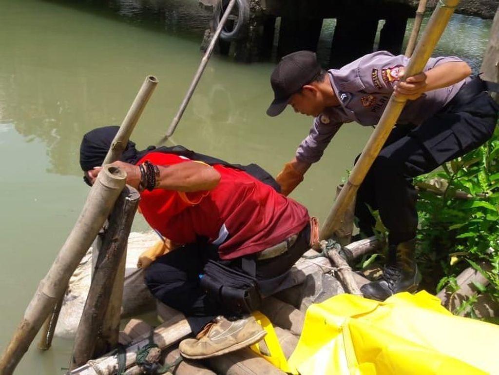 Polisi Duga Pembuang 2 Mayat dalam Karung di Pandeglang Orang yang Sama