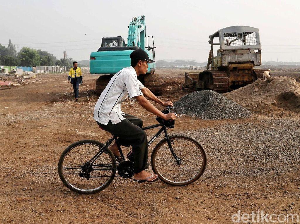 Melihat Progres Pembangunan Stadion BMW di Utara Jakarta