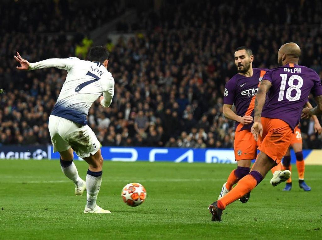 Liga Inggris Pekan Ini: Tottenham Vs Man City, Peluang Debut Bruno Fernandes