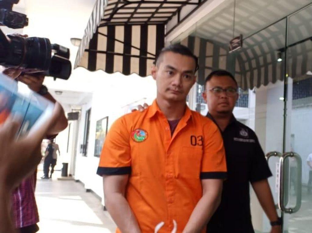 Polisi Buru Pemasok Sabu ke Artis FTV Agung Saga