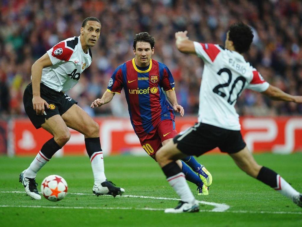 Melihat Kembali Duel Barca Vs MU di Final Liga Champions 2011