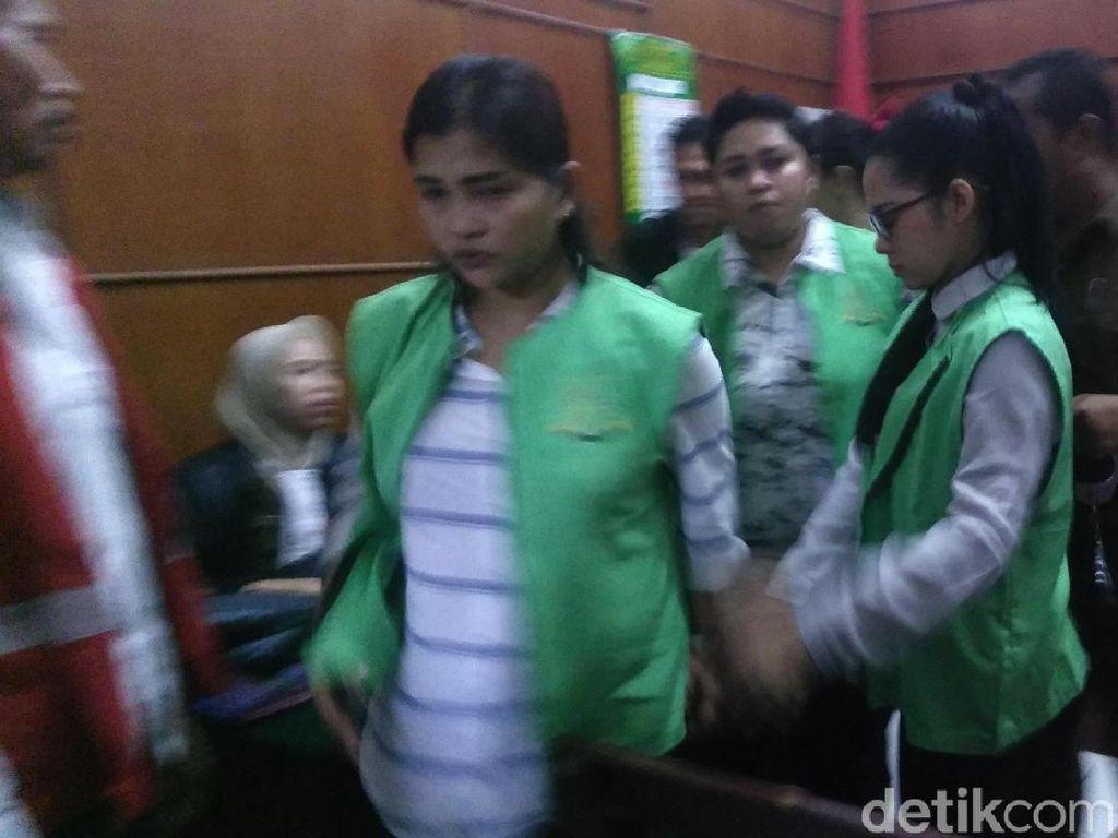 Jejak 3 Perempuan Penyelundup Sabu yang Dihukum Penjara Seumur Hidup