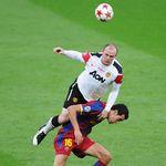 Rooney: Saya Nyaris Main Bareng Messi di Barcelona