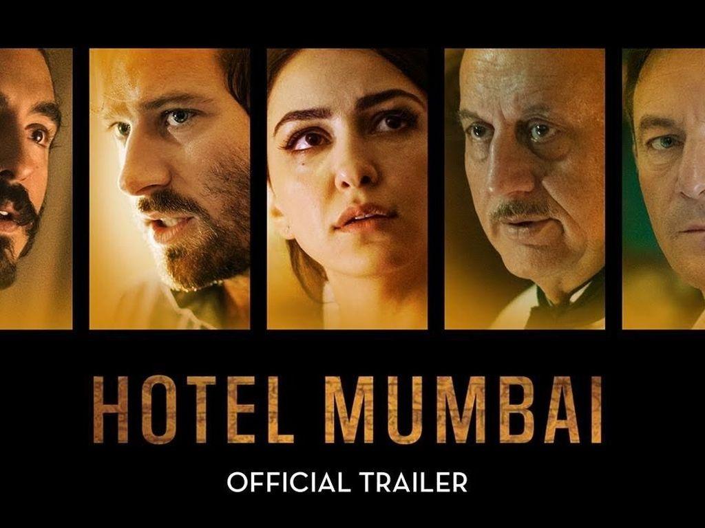 Fakta-fakta Hotel Mumbai, Film yang Diadaptasi dari Kisah Nyata