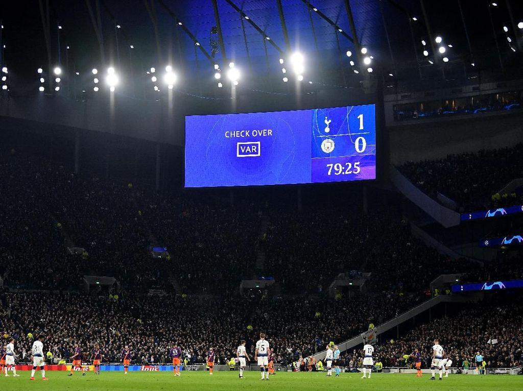 Tottenham Hotspur vs Man City: Kutukan untuk The Citizens Itu Masih Ada