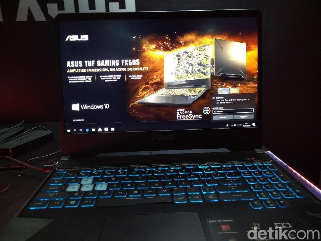 Asus Rilis Laptop Gaming Rp 11 Jutaan di Luar Lini ROG