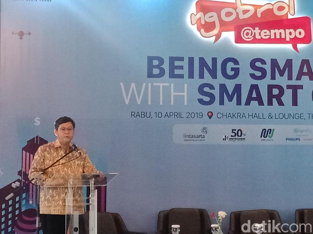 Kominfo: 24.000 Desa Belum Tersentuh Layanan Internet