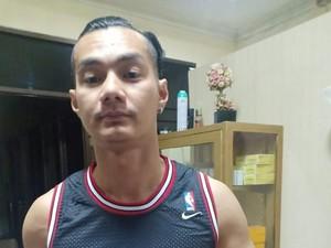 Ditangkap karena Sabu, Agung Saga Masih Diperiksa Polisi