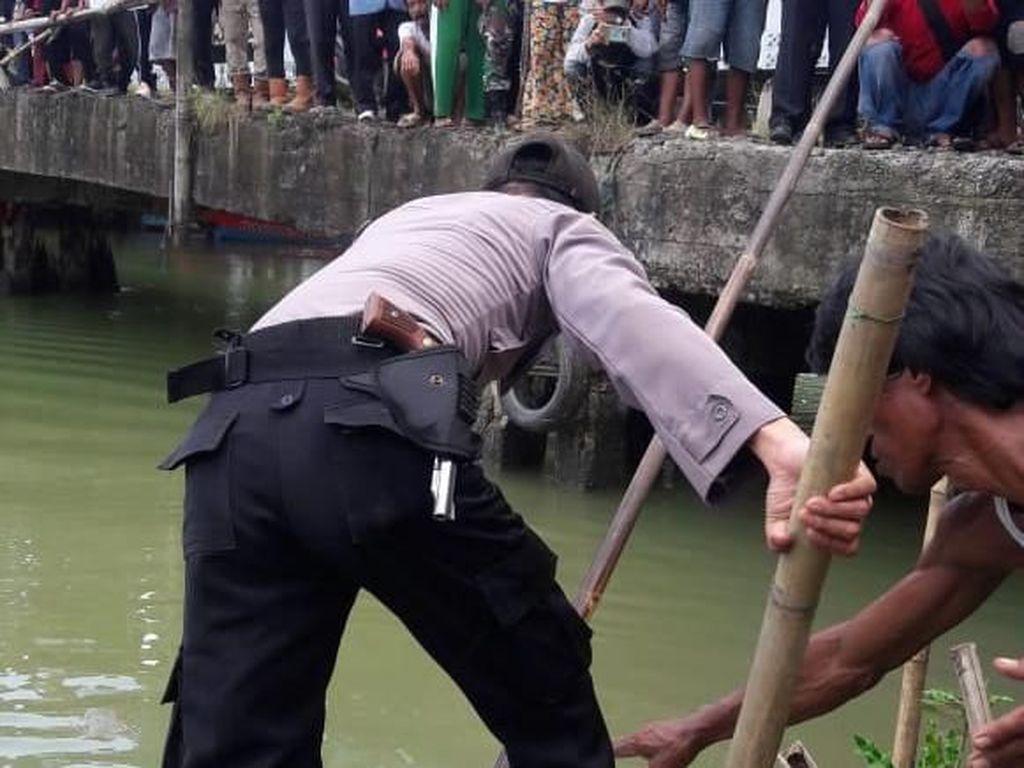 Pengakuan Pelaku Rela Buang Mayat dalam Karung ke Laut Pandeglang