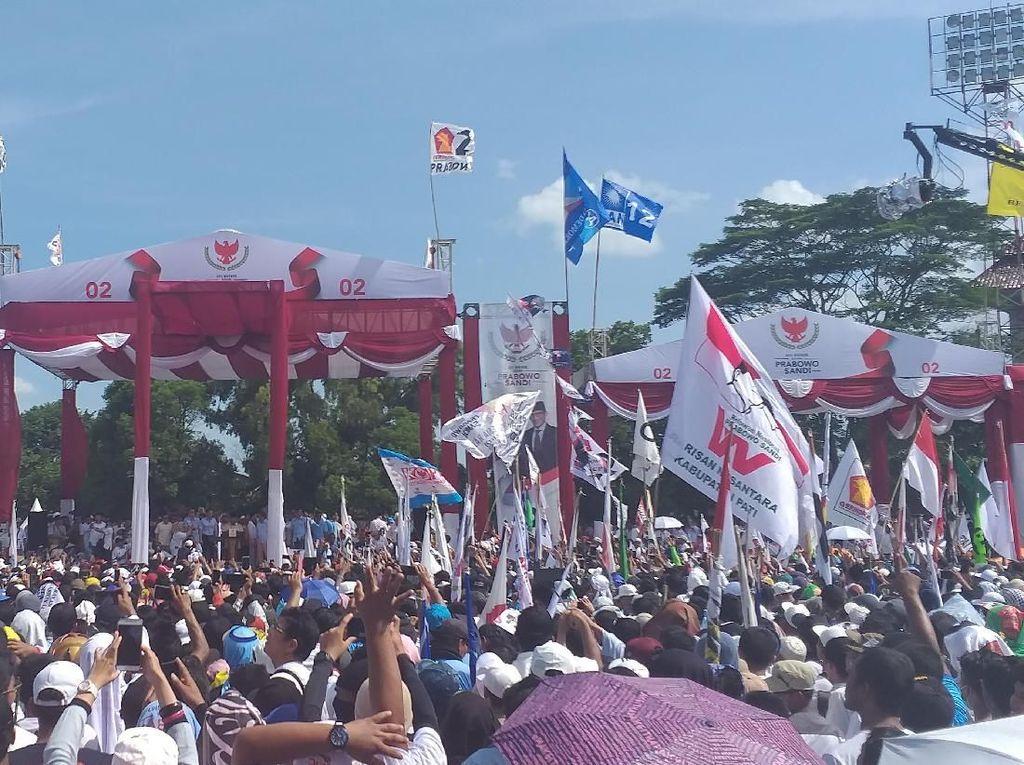 Bicara Bentuk Pemerintahan Bersih, Prabowo Sebut AHY dan Fadli Zon