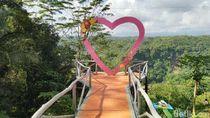 Foto: Tempat Wisata Hits Ciamis di Tepi Jurang