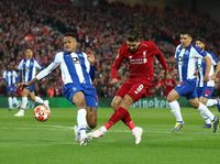 Preview Porto Vs Liverpool: Si Merah di Atas Angin
