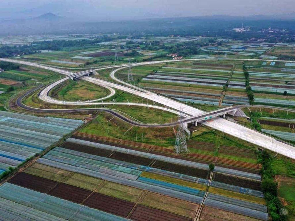 Hampir 1.000 Km Tol di Jawa Bisa Dipakai Mudik Lebaran 2019
