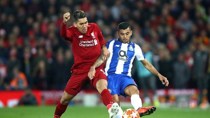 Liverpool Gilas FC Porto