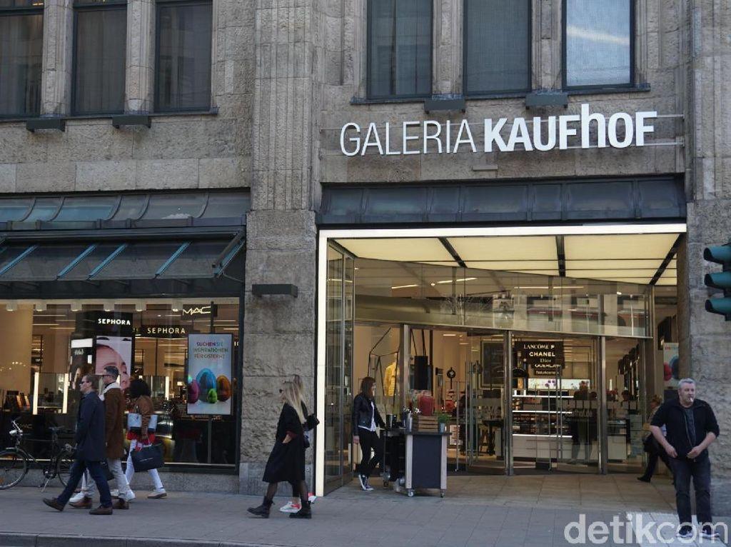 Foto: Pusat Perbelanjaan Tertua di Jerman, Dibangun Sejak 1879