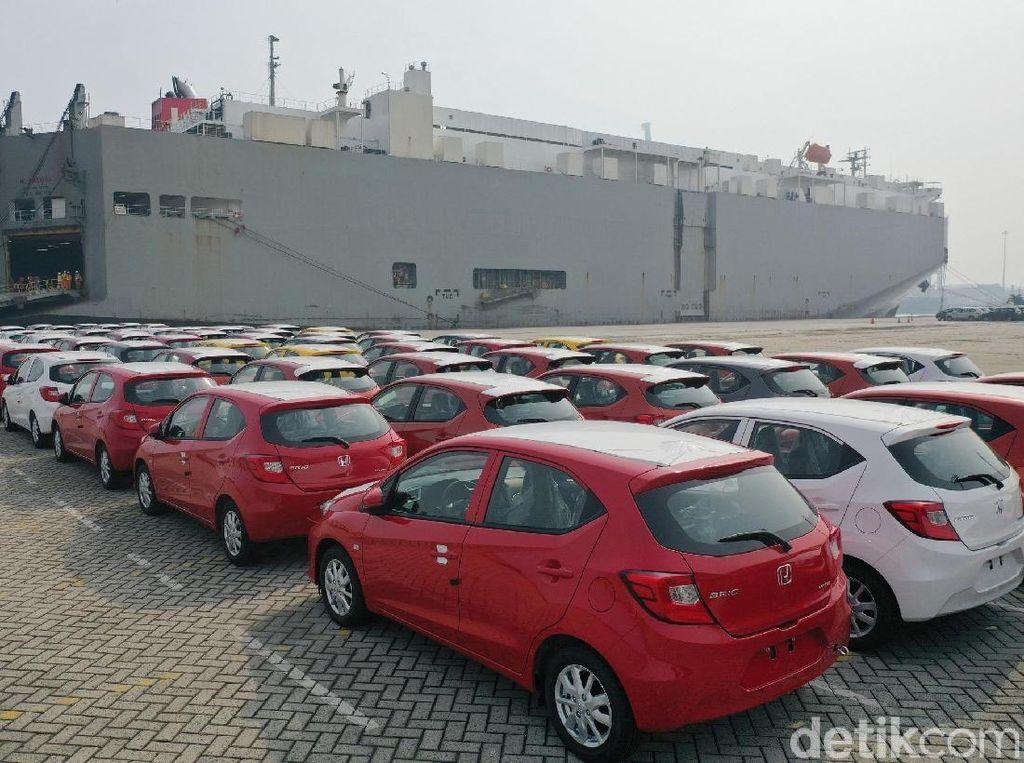 Gegara Corona Target Ekspor 1 Juta Mobil Buatan Indonesia Tertunda