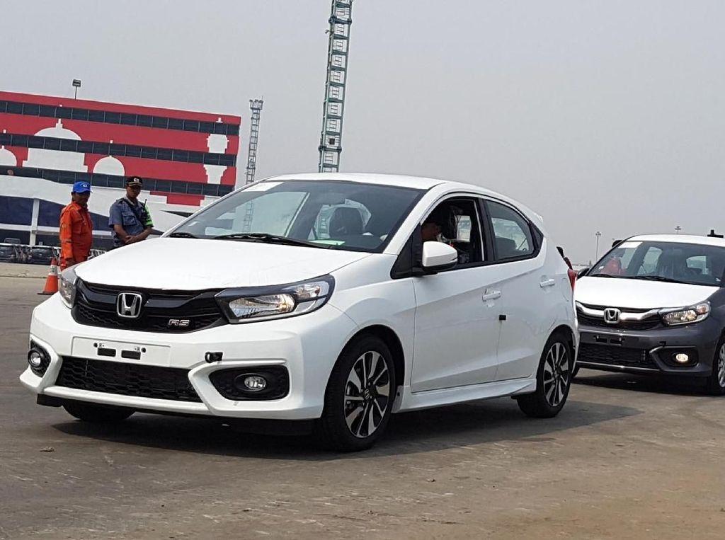 Nilai Ekspor Honda Mobil 2019 Tembus Rp 3,4 Miliar