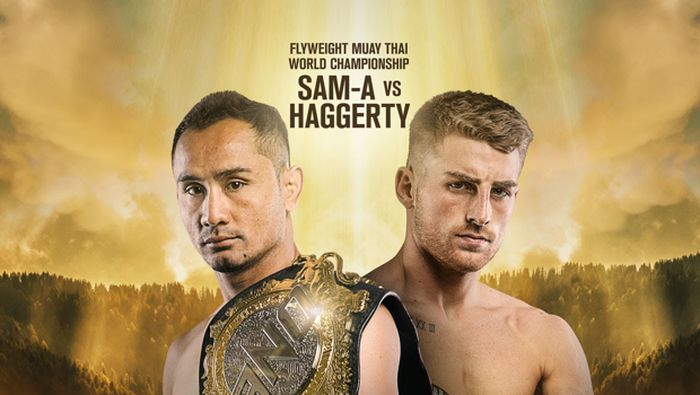 Duel Sam-A dan Haggert panaskan ONE Championship Jakarta bulan depan (dok.ONE Championship)